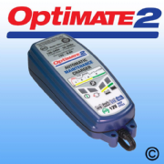 Optimate 2 Battery Charger SAE